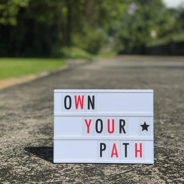 Own your path